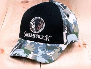 Swampbuck Caps
